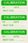 Write On Calibration Labels (Pack of 100 labels)