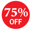 75% Off Labels